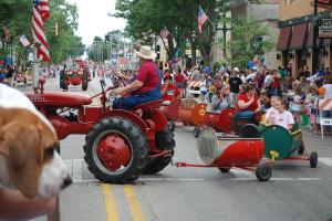 2009 Antioch Parade