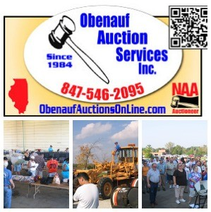 Obenauf Auction 2015