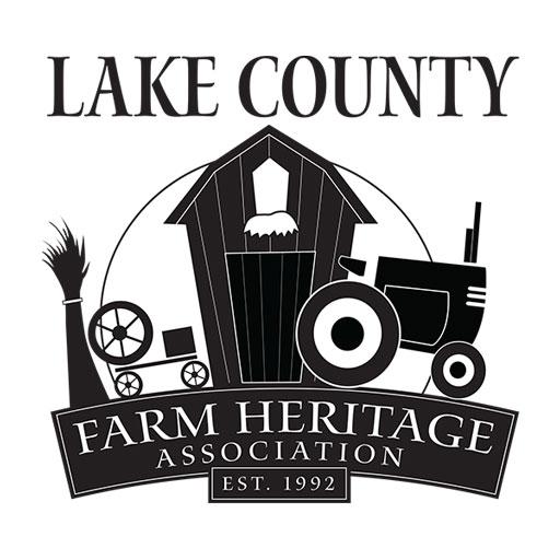 Lake County Farm Heritage Association Logo