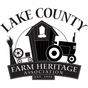 Lake County Farm Heritage Logo