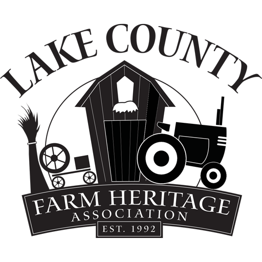 Lake County Farm Heritage Association Logo