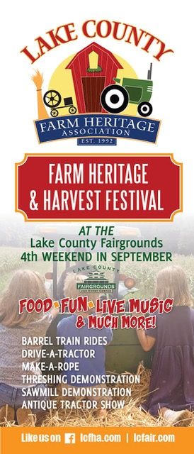 Lake County Farm Heritage Association Harvest Festival
